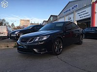 Voitures - SAAB 9.3 - Occasion - 9.3 turbo x n° 3 2.8 v6 t 280 cv